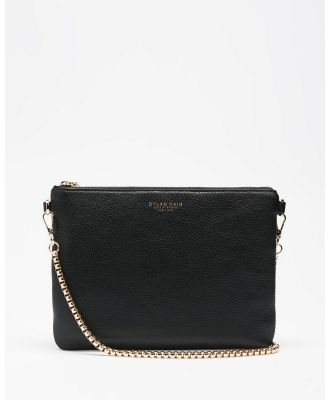 Dylan Kain - The Large LSC Bag - Clutches (Light Gold) The Large LSC Bag