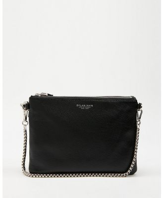 Dylan Kain - The Large LSC Bag - Clutches (Silver) The Large LSC Bag