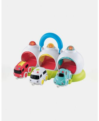 Early Learning Centre - Whizz World Emergency Centre - Vehicles (N/A) Whizz World Emergency Centre