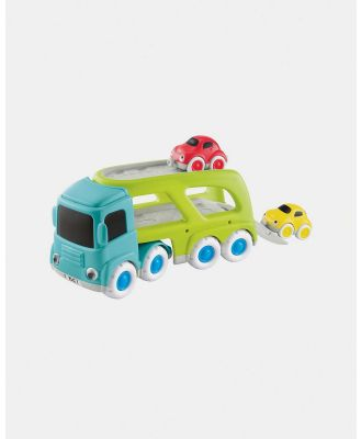 Early Learning Centre - Whizz World Transporter - Vehicles (N/A) Whizz World Transporter