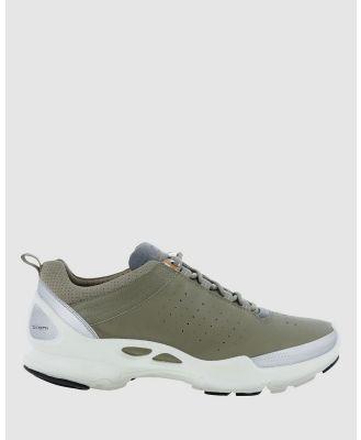 ECCO - ECCO Biom C Men's Sneaker - Sneakers (Green) ECCO Biom C Men's Sneaker