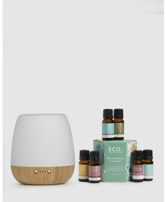 ECO. Modern Essentials - ECO. Bliss Diffuser & Diffuser Blends Collection - Home (ECO. Bliss Diffuser & Diffuser Blends Collection) ECO. Bliss Diffuser & Diffuser Blends Collection