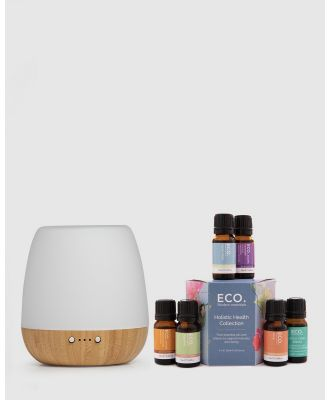 ECO. Modern Essentials - ECO. Bliss Diffuser & Holistic Health Collection - Home (ECO. Bliss Diffuser & Holistic Health Collection) ECO. Bliss Diffuser & Holistic Health Collection
