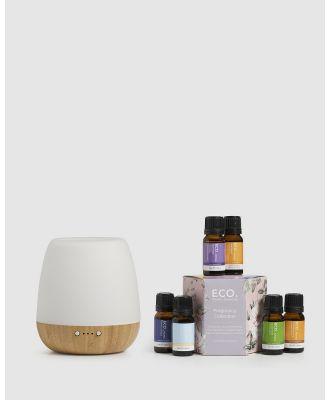 ECO. Modern Essentials - ECO. Bliss Diffuser & Pregnancy Collection - Home (ECO. Bliss Diffuser & Pregnancy Collection) ECO. Bliss Diffuser & Pregnancy Collection