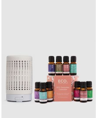 ECO. Modern Essentials - ECO. Tranquil Diffuser & ECO. Favourites Collection - Home (ECO. Tranquil Diffuser & ECO. Favourites Collection) ECO. Tranquil Diffuser & ECO. Favourites Collection
