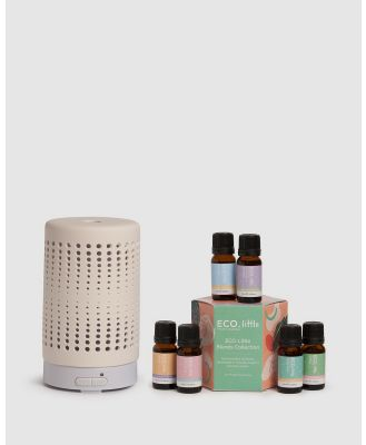 ECO. Modern Essentials - ECO. Tranquil Diffuser & ECO. Little Blends Collection - Home (ECO. Tranquil Diffuser & ECO. Little Blends Collection) ECO. Tranquil Diffuser & ECO. Little Blends Collection