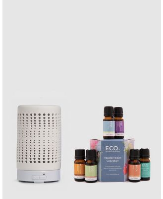 ECO. Modern Essentials - ECO. Tranquil Diffuser & Holistic Health Collection - Home (ECO. Tranquil Diffuser & Holistic Health Collection) ECO. Tranquil Diffuser & Holistic Health Collection