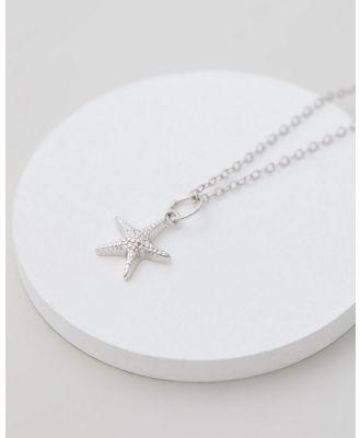 EL&RO - Seastar Necklace - Jewellery (Silver) Seastar Necklace