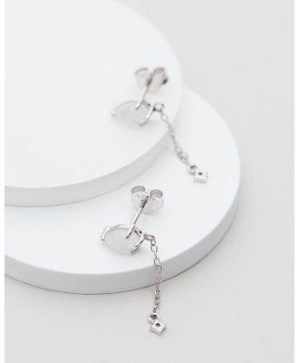 EL&RO - Vega Drop Earrings - Jewellery (Silver) Vega Drop Earrings