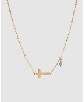 Elvis et Moi - Axel - Jewellery (Gold) Axel