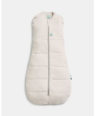 ergoPouch - Cocoon Swaddle Bag 2.5 TOG   Babies - All onesies (Grey Marle) Cocoon Swaddle Bag 2.5 TOG - Babies