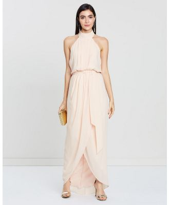 Esther Luxe - Amaryllis Maxi Dress - Bridesmaid Dresses (Soft Peach) Amaryllis Maxi Dress