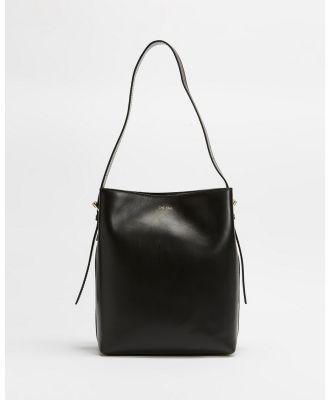 Fall The Label - Hobo Bag - Handbags (Black) Hobo Bag