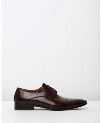 Florsheim - Copenhagen - Dress Shoes (Brown Calf) Copenhagen