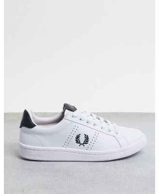 Fred Perry - B721 Leather - Sneakers (White)