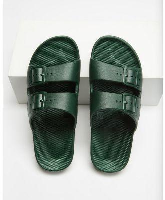 Freedom Moses - Slides   Unisex - Casual Shoes (Amazonia) Slides - Unisex