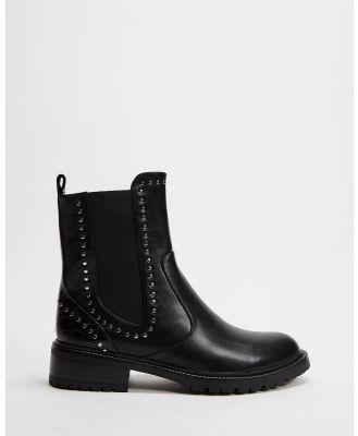 Freelance Shoes - Steel - Boots (Black) Steel
