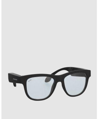 Friendie - Frames Classic Audio Eyewear - Tech Accessories (Clear) Frames Classic Audio Eyewear