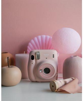 Fujifilm - Instax Mini 11 Starter Bundle - Home (Pink) Instax Mini 11 Starter Bundle