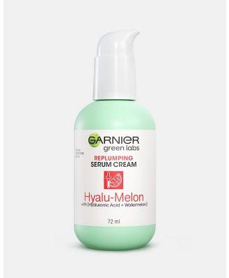 Garnier - Green Labs Hyalu Melon Serum SPF15 72ml - Beauty (72ml) Green Labs Hyalu-Melon Serum SPF15 72ml
