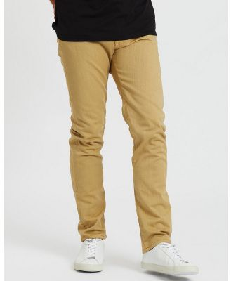 Gieves and Hawkes - 5 Pocket Jeans - Jeans (Neutrals) 5-Pocket Jeans