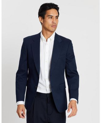 Gieves and Hawkes - Fitted Formal Blazer - Suits & Blazers (Blue) Fitted Formal Blazer