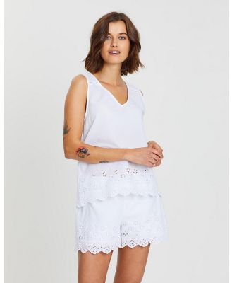 Gingerlilly - Charlie - Two-piece sets (White) Charlie