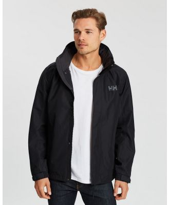 Helly Hansen - Dubliner Jacket - Coats & Jackets (Black) Dubliner Jacket