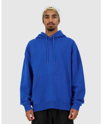 Huffer - Men's Premiere Hood - Hoodies (Blue) Men's Premiere Hood