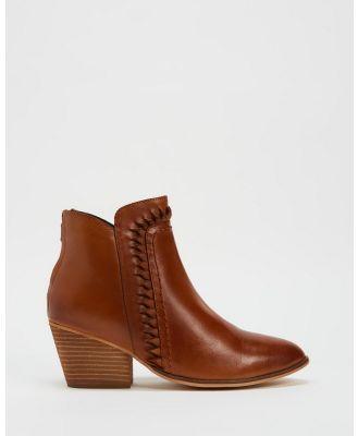 Human Premium - Stun Boots - Boots (Tan) Stun Boots