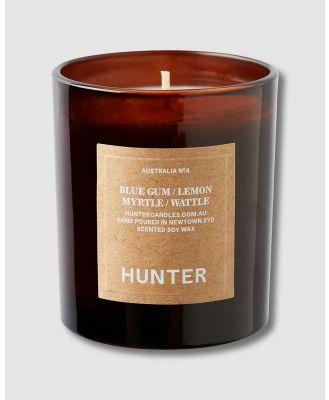 Hunter Candles - Australia Candle - Candles (Amber) Australia Candle