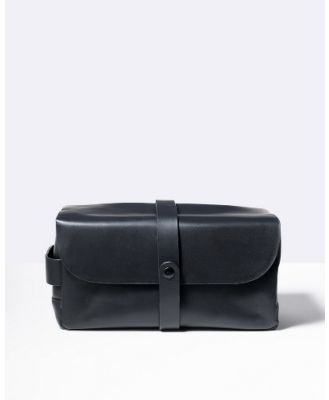 Hunter Lab - Leather Tactical Bag - Beauty (Black) Leather Tactical Bag