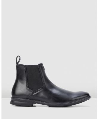 Hush Puppies - Chelsea - Boots (Black) Chelsea