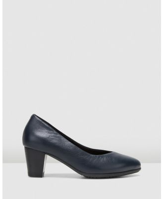 Hush Puppies - The Point - All Pumps (Navy) The Point