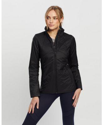 Icebreaker - Helix Jacket - Coats & Jackets (Black) Helix Jacket