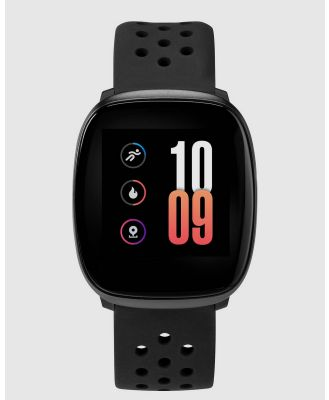iConnect By Timex - iConnect Premium Active Black - Fitness Trackers (Black) iConnect Premium Active Black