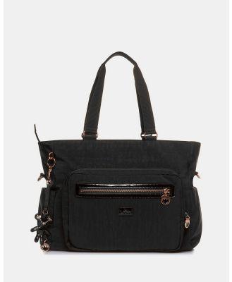Il Tutto - Layla Nappy Bag - Bags (Black) Layla Nappy Bag