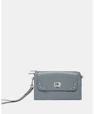 Il Tutto - Lexi Mini Bag Wallet - Clutches (Grey) Lexi Mini Bag Wallet