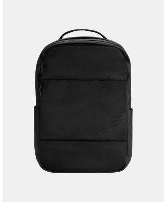 Incase - City Backpack w 1680D - Backpacks (Black) City Backpack w-1680D