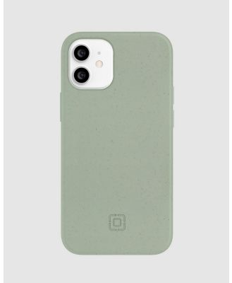 Incipio - Organicore Case For iPhone 12 Mini - Home (Green) Organicore Case For iPhone 12 Mini