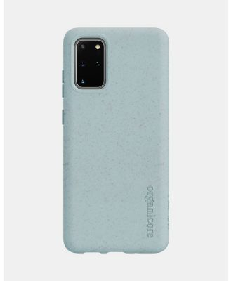 Incipio - Samsung Galaxy S20 Organicore Case - Tech Accessories (Blue) Samsung Galaxy S20 Organicore Case