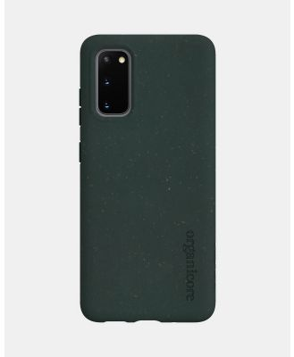 Incipio - Samsung Galaxy S20 Organicore Case - Tech Accessories (Green) Samsung Galaxy S20 Organicore Case
