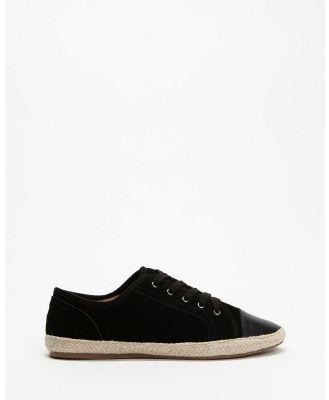 IRIS Footwear - Abbie - Sneakers (Black) Abbie