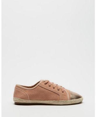 IRIS Footwear - Abbie - Sneakers (Light Pink) Abbie