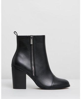 IRIS Footwear - Baylee - Boots (Black) Baylee