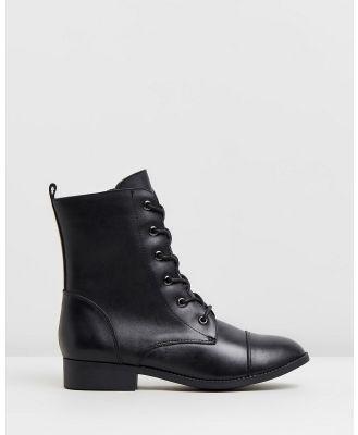 IRIS Footwear - Britt - Boots (Black) Britt
