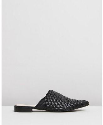 IRIS Footwear - Mila - Flats (Black) Mila