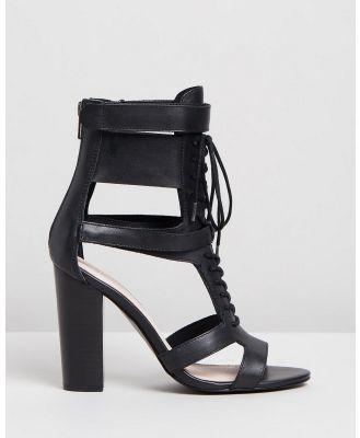 IRIS Footwear - Robin - Sandals (Black) Robin
