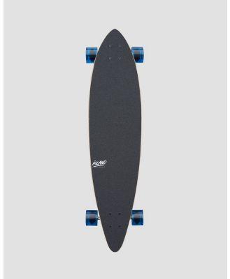 Island - Longboard Pintail   Surf - Sports Equipment (Blue) Longboard Pintail - Surf