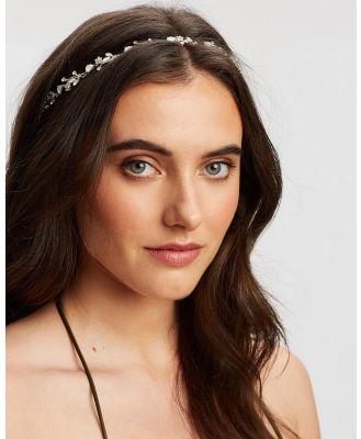 Ivory Knot - Liv Headband - Hair Accessories (Gold) Liv Headband